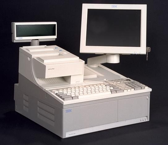 Ibm 4800 781 Retail Tech Inc Point Of Sale System